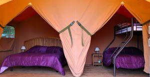 tente lodge 2 ch confort chambres
