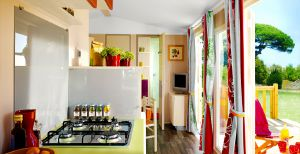 cottage 2 ch superieur cuisine