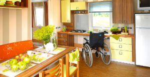 cottage 2 ch confot pmr cuisine